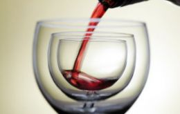 Wine is one of the main quality export industries of Chile.