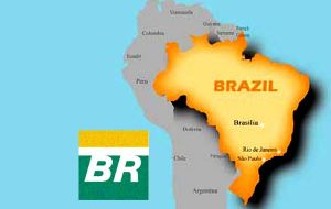 Petrobras has plans to invest 174 billion USD in the next four years