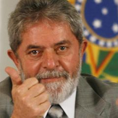 A nice speech for government allies, from Lula da Silva