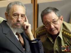 Raul Castro: behind the grandpa looks an iron fist