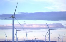 Chile promotes alternative energies such as wind farms