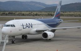 Lan has repeatedly proved it is one of the leading passenger and cargo airlines of Latinamerica