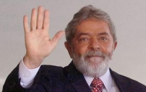 "Lula:  ""The most popular politician in the world"""