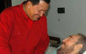 Wishful thinking or facts: Fidel, Chavez, Troy leader Cameron
