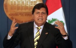 Alan García wants poverty down to 30% of Peruvians by July 2011