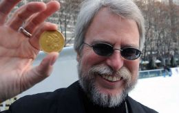 Odyssey president Greg Stemm: easier to discover than to possess the coins (Photo BBC)