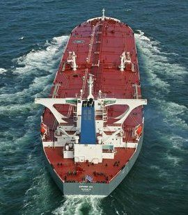 World's largest tanker, built in China, ready to start maiden voyage
