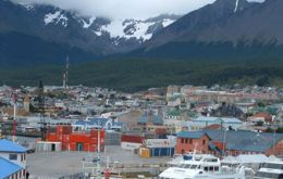 The most southern city is the gate for Antarctica cruise tourism