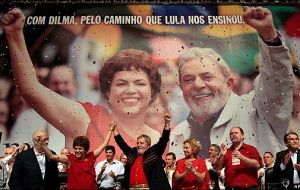 The very efficient bureaucrat was hand picked by Lula da Silva