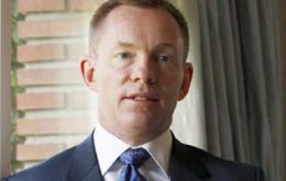 Chris Bryant, Foreign Office Minister with responsibility for Latin America