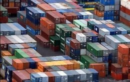 Exports of US goods raised by 22.4% the fastest pace in 13 years