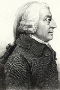 The new bill depicts Adam Smith