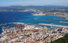 Listing of Spanish nature site in Gibraltar waters triggered the controversy