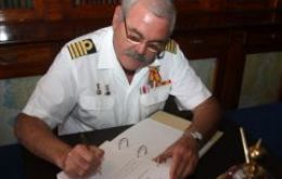 Commander Mariano Rojas, head of SHOA was sacked for failing to provide clear warning prior to killer tsunami