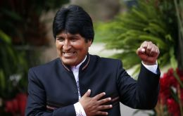 Evo Morales confirmed his hegemony but admitted he expected to have won in more cities
