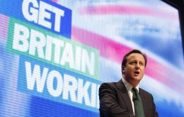 "David Cameron and the Conservatives offer hope"" and a ""fresh start"""