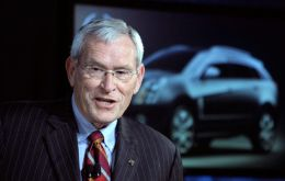 "CEO Ed Whitacre: ""GM has repaid in full and interest"""
