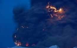 The Iceland volcano is still erupting but air traffic in Europe should normalize in a few days