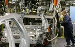 Automobile production is reported to have increased 26.6%