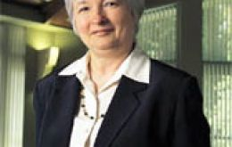 Federal Reserve Bank of San Francisco President Janet Yellen