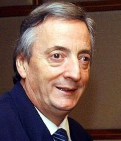 Nestor Kirchner is allegedly the consensus candidate for the post