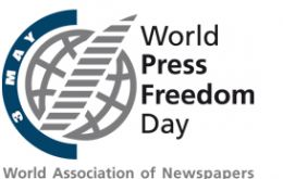The list is published annually by Reporters Without Borders on May 3, World Press Freedom Day