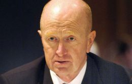 Bank governor Glenn Stevens