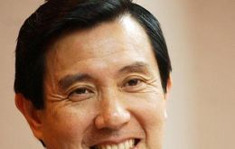 China-friendly Taiwan President Ma Ying-jeou