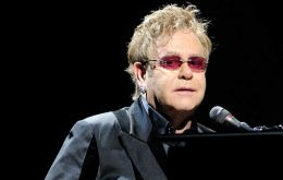 """Try being a gay woman in Middle East"" challenges Sir Elton"