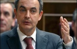 Rodriguez Zapatero could be also signing the exit of his administration