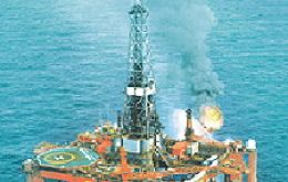 The Aban Pearl rig: 95 workers rescued and no gas leaks