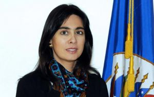 Special Rapporteur for Freedom of Expression Catalina Botero