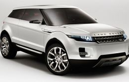 Ranger Rover models led the strong recovery