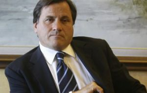 Vicente Rodero BBVA director for Latinamerica.