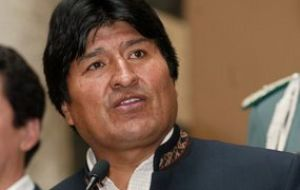 The Bolivian president has had to back track on several public statements