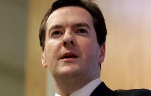 Chancellor George Osborne anticipates further slashing when the emergency budget next June 22