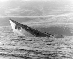 HMS Antelope and HMS Ardent were both victims of Argentine air attack