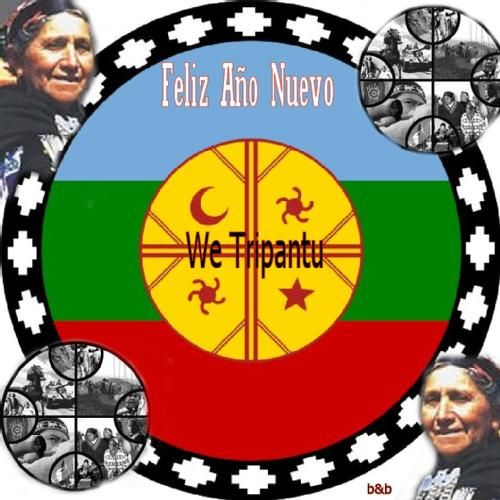 Chiles Mapuche Community Celebrates The Winter Solstice New Year