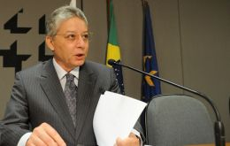 Altamir Lopes head of the Central Bank Economic Department