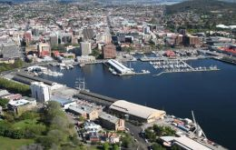 "Hobart is considered Australia's ""Antarctic Capital"""