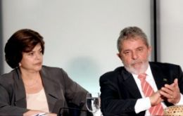 Dilma Rousseff wants Lula da Silva to help with the promised political and fiscal reforms
