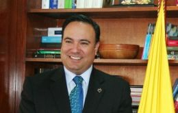 Trade minister Guillermo Plata: market diversification is the clue