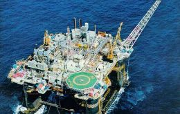 The field holds an estimated 4.5 billion barrels of recoverable oil according to Brazil's oil regulator