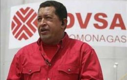 Excellent news for President Hugo Chavez and his Bolivarian revolution
