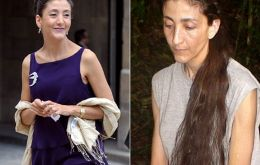 The two faces of the former presidential hopeful Ingrid Betancourt