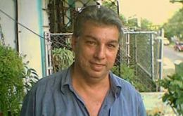 Ricardo González Alfonso, a former correspondent for the group Reporters Without Borders