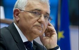 European Health and Consumer Policy Commissioner John Dalli
