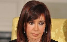 Cristina Kirchner is scheduled to enact the bill this Wednesday