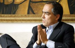Colombia's next Defense minister Rodrigo Rivera is a staunch supporter of outgoing Uribe