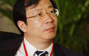 Yi Gang, head of the State Administration of Foreign Exchange (SAFE)